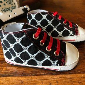 Infant Skull 💀 Sneakers